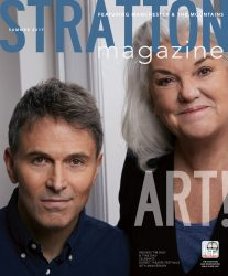stratton magazine summer 2017 issue cover