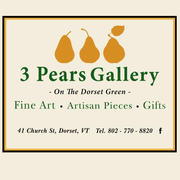 3 pears gallery