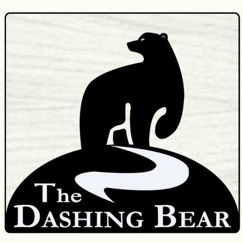the dashing bear