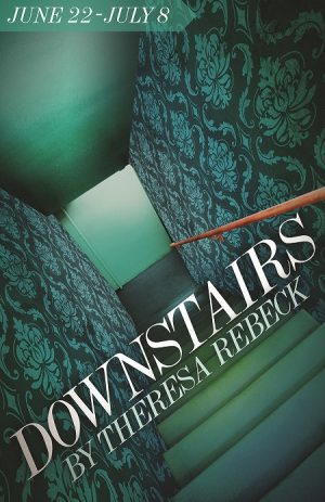 downstairs theresa rebeck