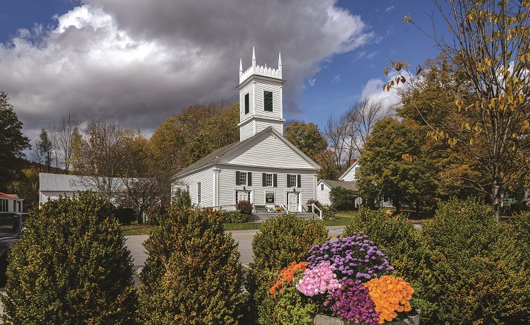 peru vermont congregational church