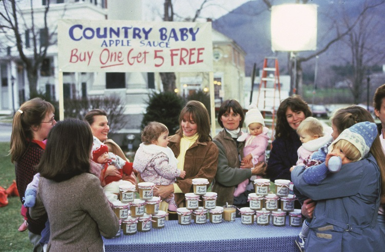 baby boom behind the scenes fair