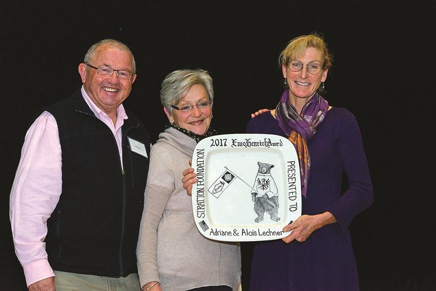 lechner emo henrich award