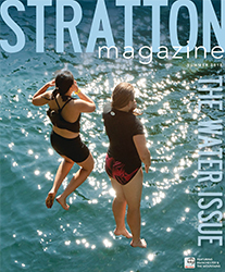 stratton magazine summer 2018 cover