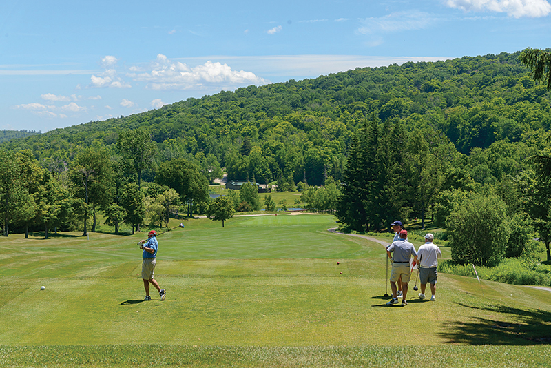 stratton charity golf