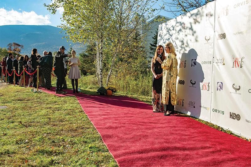 itvfest joy red carpet