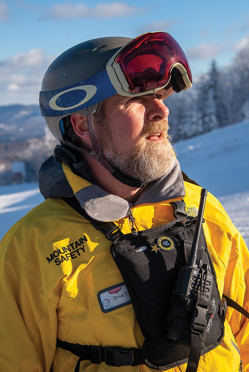 stratton mountain safety patrol